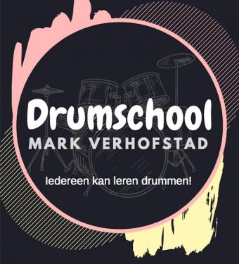 Drumschool Mark Verhofstad